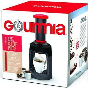 Gourmia Non Electric Kcup Coffee brewer